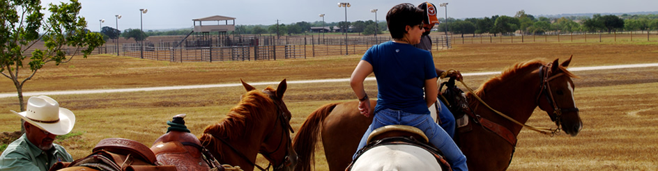Picosa Ranch Resort - Horseback Riding